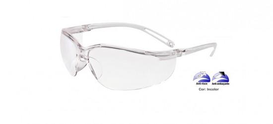 Óculos De Proteção Ss6 Incolor   Dutra Borrachas   Plásticos ... bfdb1a7683